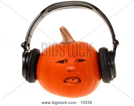 Crazy Pumpkin poster