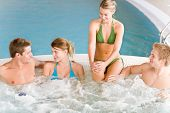 foto of hot-tub  - Swimming pool  - JPG