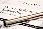 Power Influence and leadership