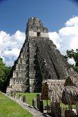 Постер, плакат: Mayan ruins in Guatemala