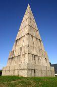 Killigrew Monument, Falmouth, Cornwall poster