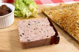 picture of canard  - Pork pate  - JPG