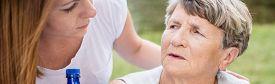 picture of grandma  - Close - JPG