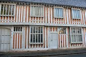 Ancient Timbered House