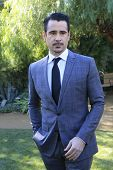 PALM SPRINGS, CA - JAN 5: Colin Farrell at the 10 Directors to Watch brunch at The Parker Hotel on J