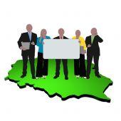 Polish Business Team poster