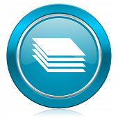 picture of gage  - layers blue icon gages sign  - JPG