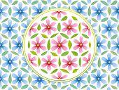 image of merkaba  - Flower of life symbol  - JPG