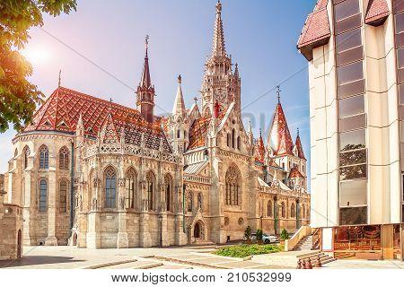 Hungary Budapest St