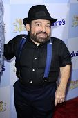 LOS ANGELES - MAR 17:  Danny Woodburn at the