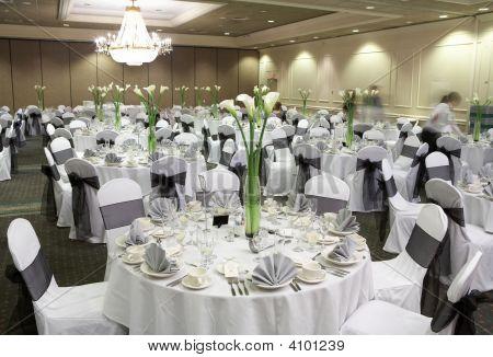 Wedding Reception Area Poster Id4101239