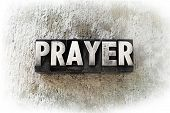 picture of prayer  - The word  - JPG