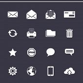 picture of spam  - Email marketing icons - JPG