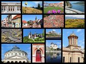 image of sibiu  - Romania country photo collage - JPG