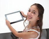 foto of pre-teen girl  - Beaitiful pre - JPG