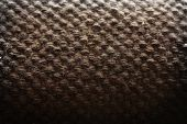 image of primitive  - Primitive wool knit or weaving close up - JPG