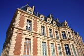 foto of chateau  - Chateau de Sceaux grand country house in park of Sceaux Hauts - JPG