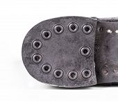 pic of soles  - Black shoe sole - JPG