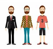pic of outfits  - Young Man Outfit To Business Office - JPG