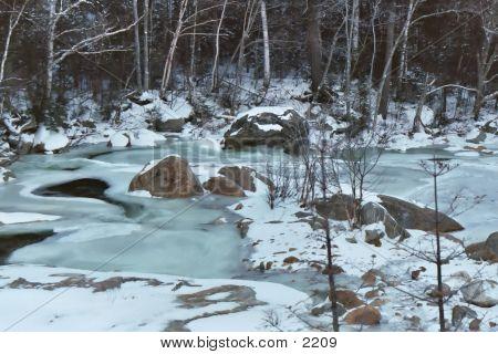 Frozen Water poster