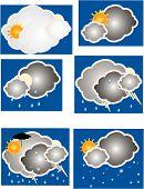 Weather Cartoons poster