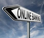 online banking internet bank account service