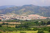 stock photo of day judgement  - Greek village Sirince in Turkey  - JPG