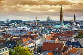 stock photo of copenhagen  - Copenhangen - JPG
