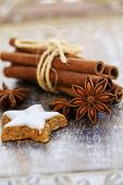 image of christmas spices  - Spices - JPG