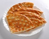 foto of pakistani  - A delicious and traditional Pakistani and Indian bread - JPG