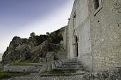 image of salvatore  - San Salvatore church in Caltabellotta  - JPG