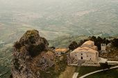 pic of salvatore  - Mountain town Caltabellotta  - JPG