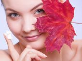 stock photo of capillary  - Skincare habits - JPG