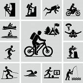 image of motorcycle  - Outdoor activities - JPG