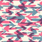 picture of opposites  - Seamless background pattern - JPG