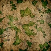 stock photo of camoflage  - Military Grunge background with stains and scratches - JPG