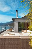 picture of penthouse  - modern architecture - JPG