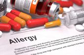 image of allergy  - Allergy  - JPG