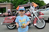 Harley-davidson Eleven Bike Fest poster