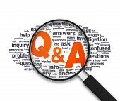 Magnifying Glass - Q&A