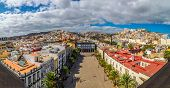 Panoramic View Of Las Palmas, Gran Canaria, Canary Islands, Spain poster