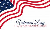 Veterans Day Celebration Illustration. Hd Background Banner. Remember And Honor. poster