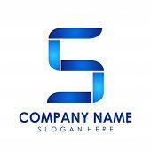 S Logo, S Logo Design, Initial S Logo, Circle S Logo, Real Estate Logo, Letter S Logo, Creat Save Do poster