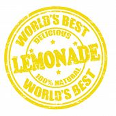 Lemonade Stamp