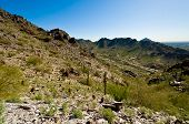 stock photo of piestewa  - The Side of Piestewa  - JPG