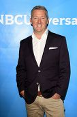 PASADENA - APR 8: Tim Love at the NBC/Universal's 2014 Summer Press Day held at the Langham Hotel on