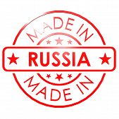 Made In Russia Red Seal
