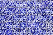 old portuguese ceramic tiles background
