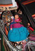 foto of rag-doll  - Traditional Bolivian rag doll  - JPG