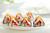 picture of sushi  - Maki Sushi  - JPG